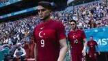 Die Türkei ist bei der Endrunde mit dabei