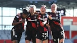 The five best goals of the 2020/21 UEFA Women's Champions League