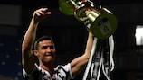Cristiano Ronaldo et la Coppa Italia
