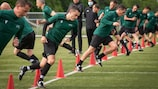 EURO referee's came successfully through their training in Nyon
