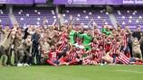 El Atlético conquistó su undécima Liga