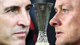 Unai Emery will pit his wits against Ole Gunnar Solskjær