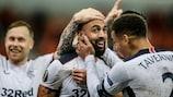 Europa League 2020/21: i 10 gol più belli
