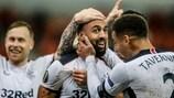 Europa League 2020/21: Die zehn besten Tore