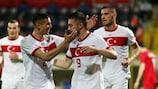 Highlights: Turkey 2-1 Azerbaijan