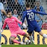 Disfruta del tanto del jugador alemán que le dio al Chelsea su segundo título en la Champions League.