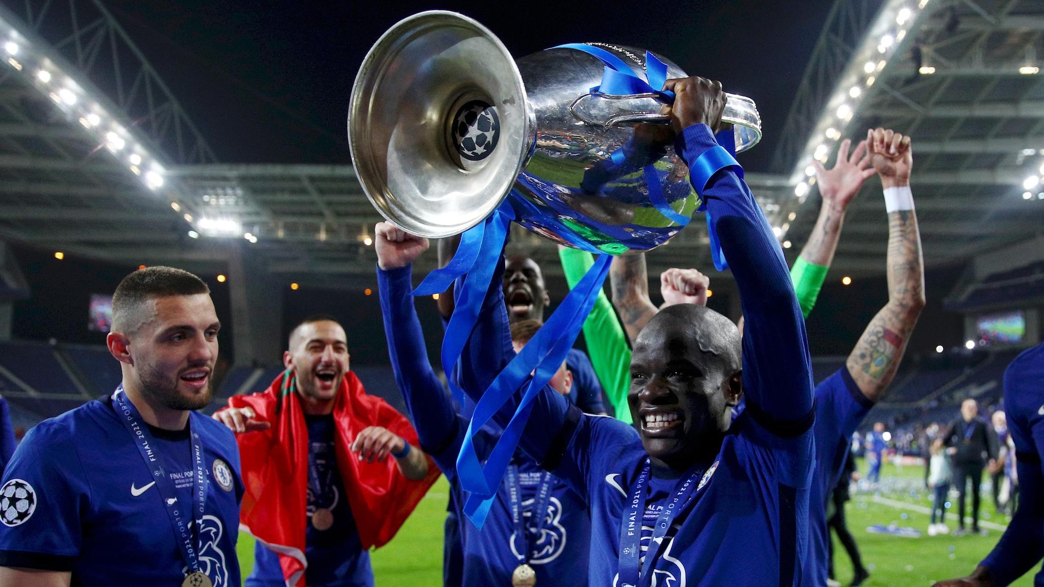 Champions League final Player of the Match: N'Golo Kanté | UEFA Champions League | UEFA.com
