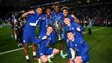 Christensen e Mount i primi a fare la doppietta Youth League-Champions League