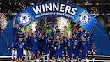 El Chelsea, campeón en 2021