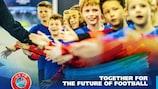 Juntos pelo Futuro do Futebol é o nome da estratégia da UEFA que abrange o período entre 2019 e 2024