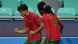 Jota marcou o quarto golo de Portugal