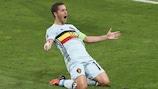 Classic Belgium EURO goals