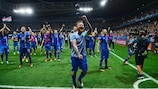 A Islândia fez história ao bater a Inglaterra