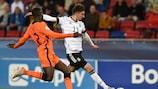 Три штанги Бериши в полуфинале с Нидерландами