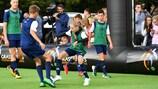2019 में स्लोवेनिया में स्कूल फ़ुटबॉल शुरू हुआ