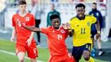 La Svezia ha battuto il Lussemburgo 6-0