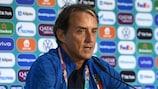Mancini confident ahead of Italy opener