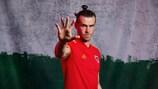 Wales skipper Gareth Bale