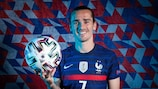 Antoine Griezmann on EURO 2020: 'We're eager to lift the trophy'