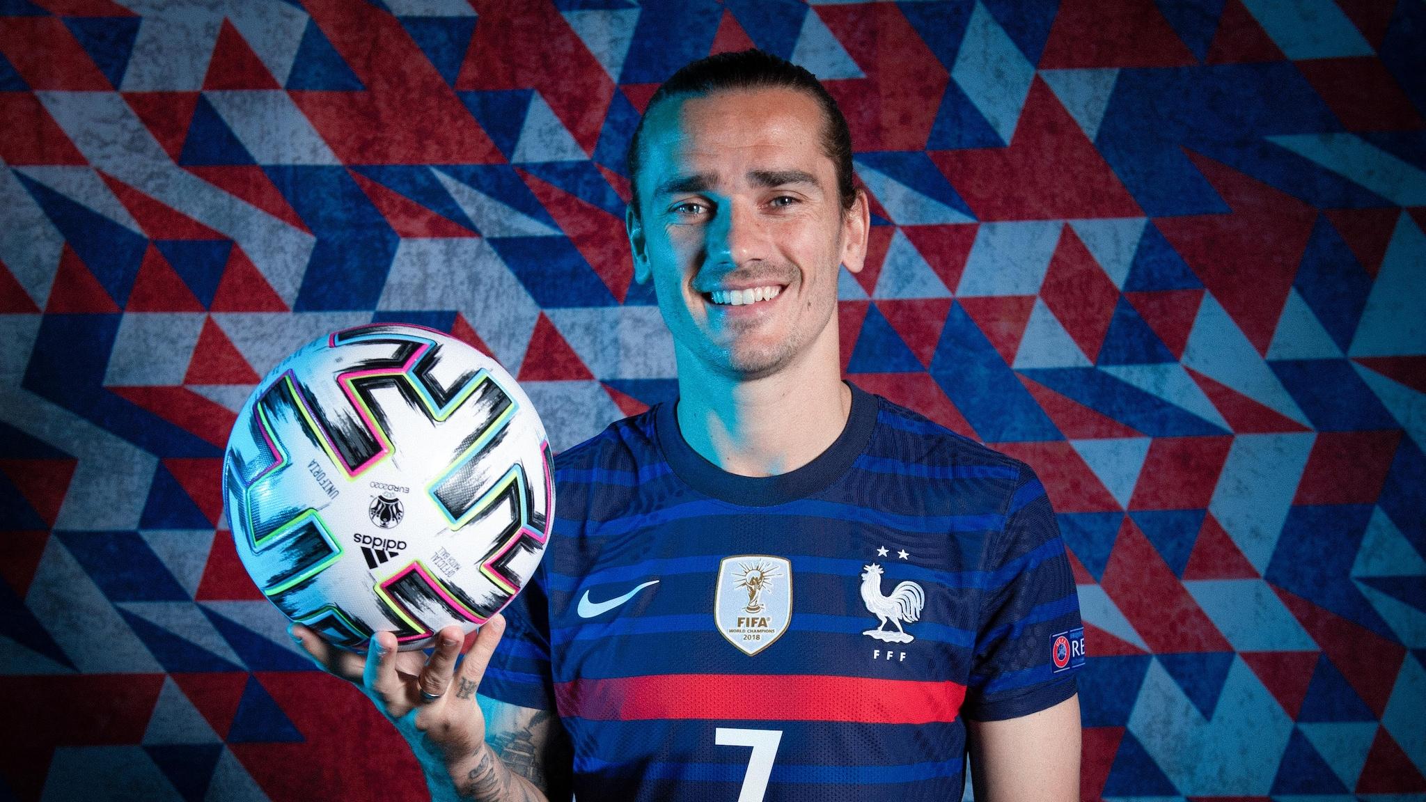 Antoine Griezmann On France S Hopes For Uefa Euro 2020 Uefa Euro 2020 Uefa Com