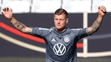 Toni Kroos is gearing up for UEFA EURO 2020