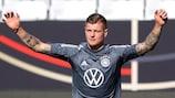 """Toni Kroos: """"Haben eine sehr willige Mannschaft"""""""