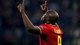 Lukaku inspires Belgium victory