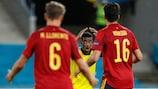 Suécia resiste à Espanha