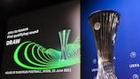 Смотри жеребьевку первого отборочного раунда Лиги конференций УЕФА