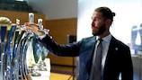 Las palabras de Sergio Ramos en su adiós