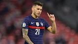 Lucas Hernandez a joué un rôle déterminant dans la victoire de la France sur l'Allemagne