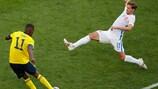 Star of the Match: Isak highlights