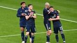 L'Écosse tient l'Angleterre à Wembley