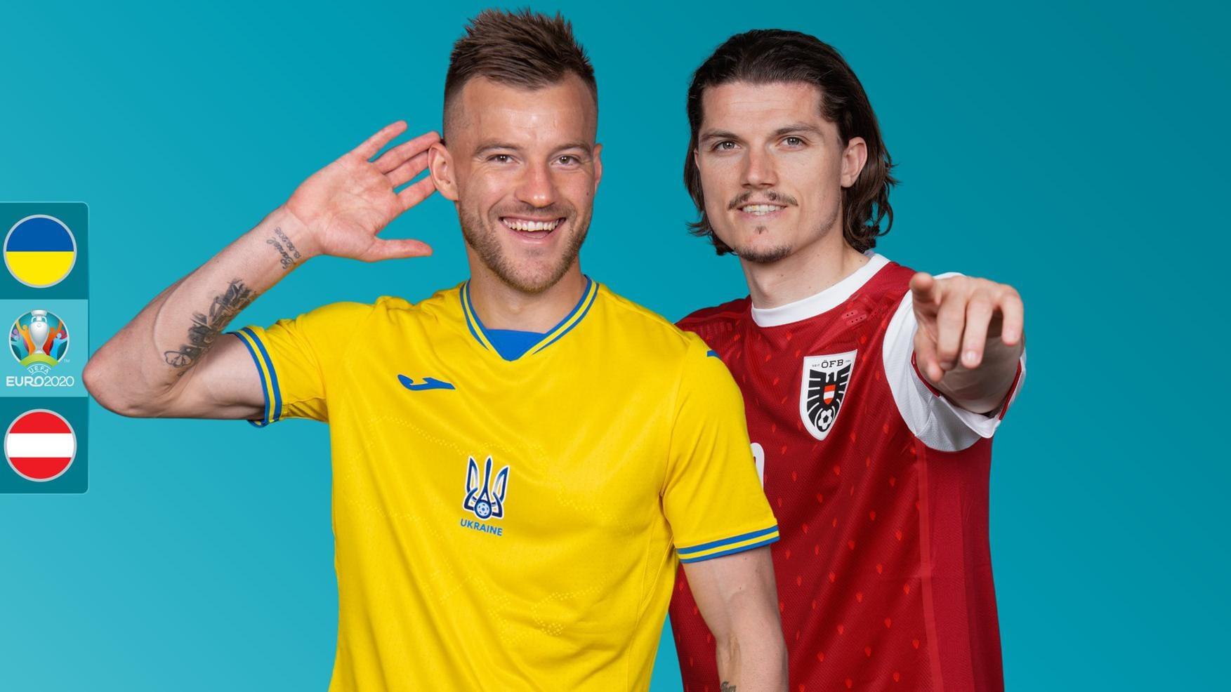 Ukraine vs Austria Full Match & Highlights 21 June 2021