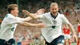 England's Alan Shearer was top scorer at EURO '96