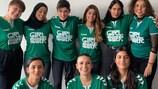 Khalida founded Girl Power Organisation