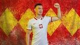 Poland's Kacper Kozłowski