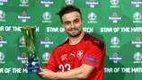 La Estrella del Partido: Xherdan Shaqiri