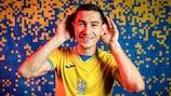 Тарас Степаненко - один из самых возрастных футболистов в сборной
