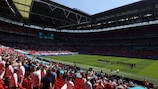 EURO 2020 semi-finals and final: Wembley capacity ...