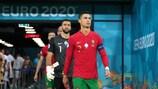 Cristiano Ronaldo absolvierte gegen Belgien sein 179. Spiel