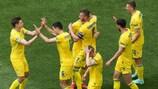 Украина вышла в плей-офф с третьего места