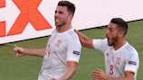 Spain beat Slovakia on Wednesday to progress – but their final group matches have often been more dramatic