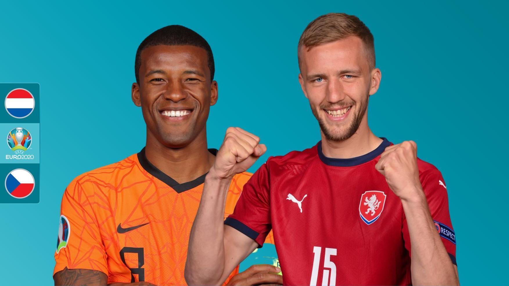 Thống kê đối đầu của Hà Lan vs CH Séc và những con số cần biết