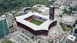 Tirana's National Arena
