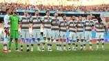 Portugal viu o seu reinado como campeão europeu chegar ao fim domingo, frente à Bélgica