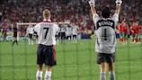 Cinco grandes jogos dos quartos-de-final do EURO