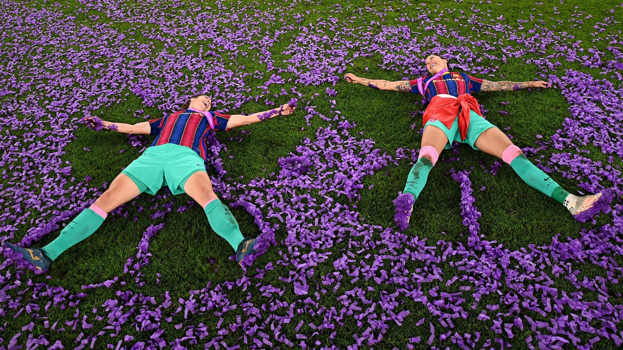 Women's Champions League entries confirmed