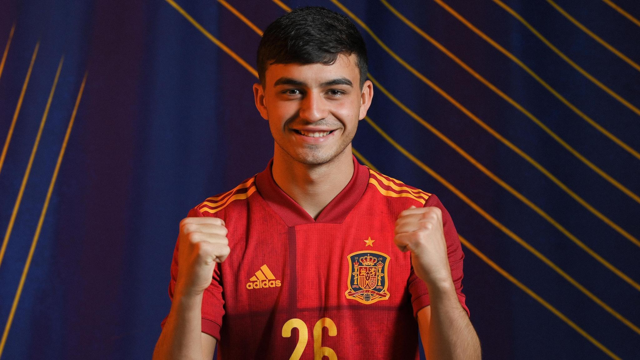An ode to Pedri: a player to make football lovers swoon | UEFA EURO 2020 |  UEFA.com