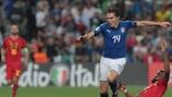 Highlights: Belgien - Italien 1:3